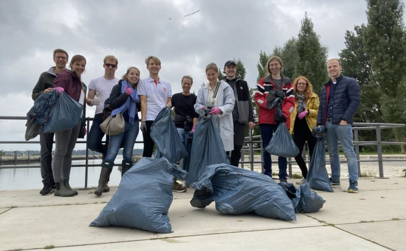Clean-Up Elbstrand